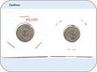 2 DINERS CARLOS III PRETENDIENTE AÑO 1709 BARCELONA ( * ) ( MB11061 )