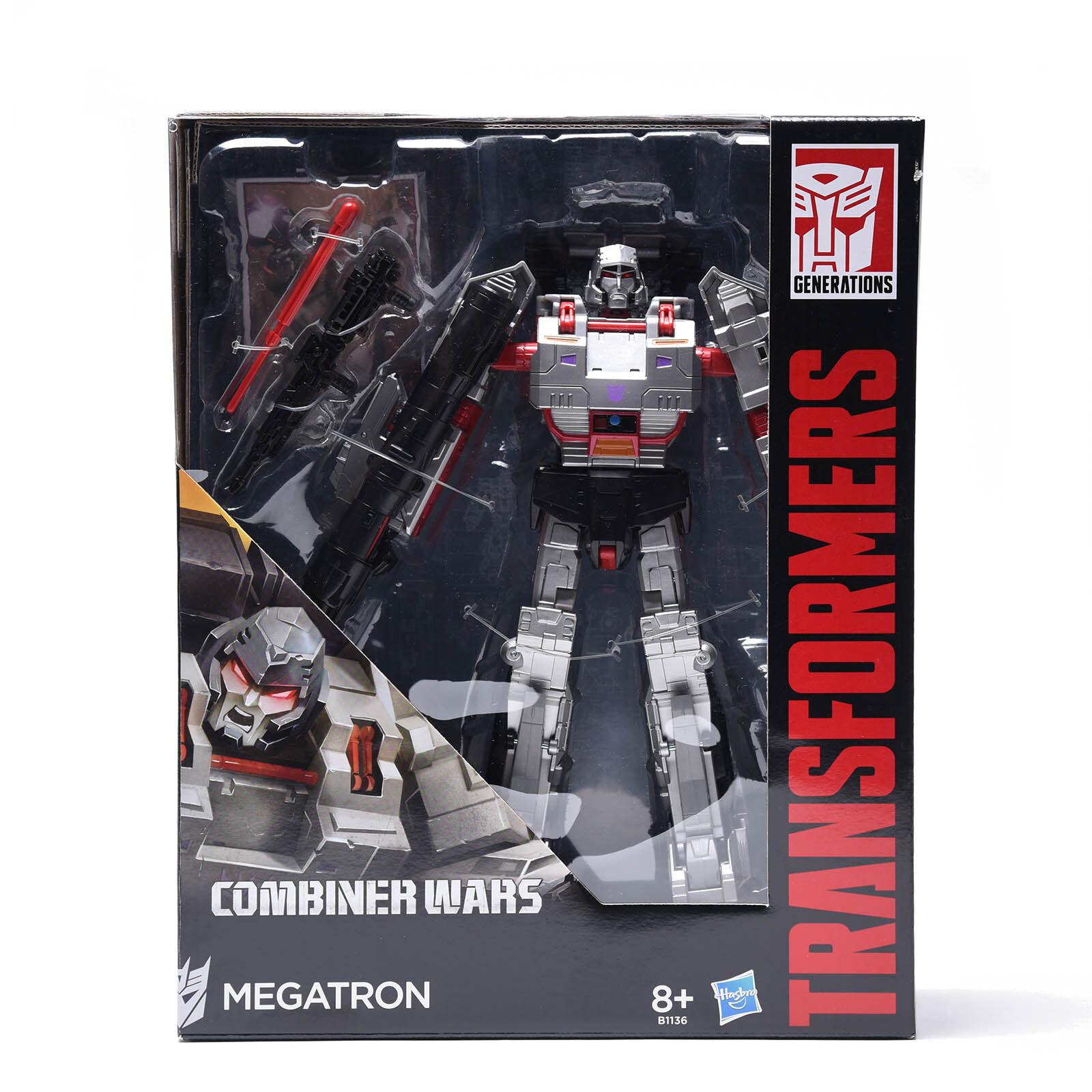 Transformers Combiner Wars Capo Classico Megatron Decepticon Regalo Giocattoli