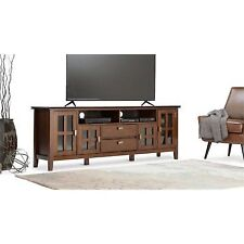 840469017559 Simpli Home Artisan Wide Tv Media Stand For Tvs Up To