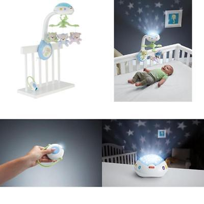 Baby cot, Fisher Price Everything Baby Butterfly Dreams 3-in-1 Projection Mobile Multicolour baby hanging toy Everything Baby Butterfly Dreams 3-in-1 Projection Mobile Multicolour