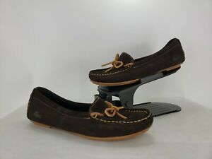 lacoste loafers womens