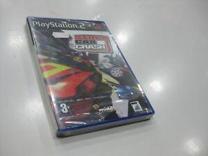 Stock Car Crash PS2 Ausgabe Spanisch Ovp Neue