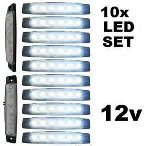10-x-12V-Motorhome-Camper-and-Boat-White-Lights-Self-Build-12-Volt-LED-Lights