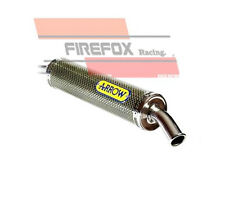 Cagiva Mito 125 1994 - 2006 Carbon Kevlar End Can