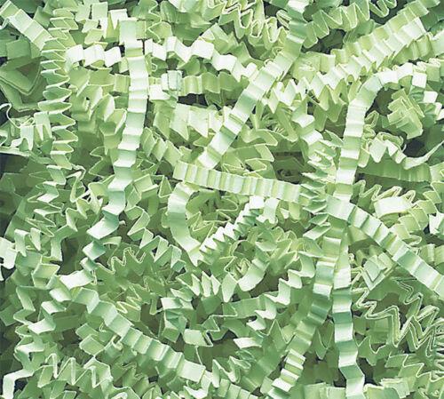 U Choose Size! MINT GREEN Gift Basket Shred Crinkle Paper Filler Bedding