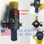 5-8-039-039-18UNF-Thread-Output-1200psi-Paintball-Valve-Regulator-4500psi-HPA-Air-Tank thumbnail 1