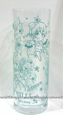 Axis Powers Hetalia glass UK USA Russia France China HALLOWEEN tall world series