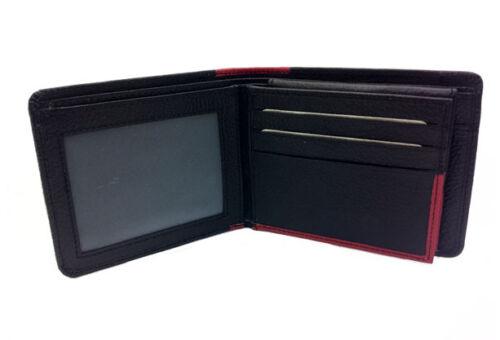 "Designer /""J Wilson/"" 5229 Real Genuine Mens High Quality Leather Wallet Purse Reg"