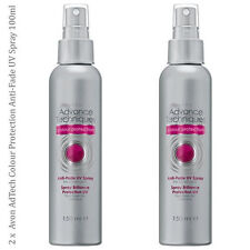 2 x Avon Advance Techniques Colour Protection Anti-Fade UV Spray 100ml  (RRP£11)