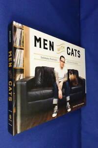 MEN WITH CATS David Williams FELINE FRIENDSHIP INTIMATE PORTRAITS Cat Photo Book