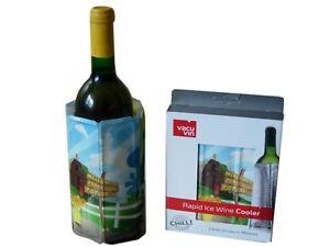 Kuehlmanschette-fuer-Weinflaschen-Weinkuehler-aktiver-Schnellkuehler-div-Motive