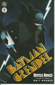 Batman Grendel Ii 1/2 - Dc / Dark Horse 1996 ( Comics Usa )