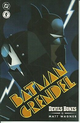 Batman Grendel Ii 1/2 - Dc / Dark Horse 1996 ( Comics Usa ) Varios Estilos
