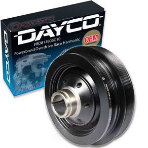 Dayco PB1117SS Race Performance Harmonic Balancer