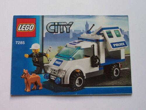 7285 Instruction Nr LEGO® Bauanleitung