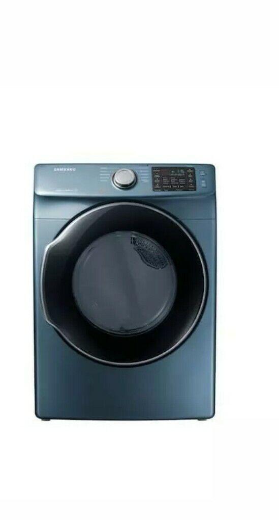 Samsung DVG45M5500Z (7.4 cu. ft) Gas Dryer (Azure Blue)