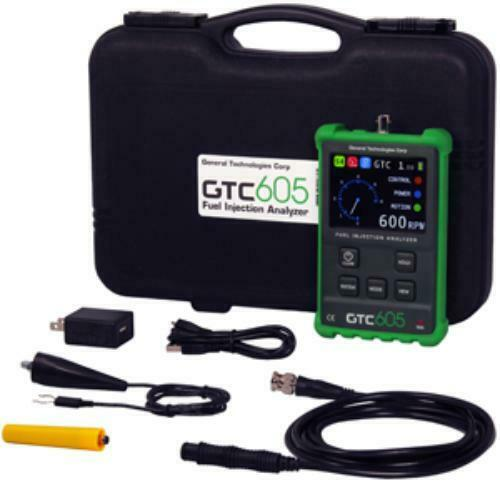 Sheffield Research GTC605 Fuel Injection Analyzer