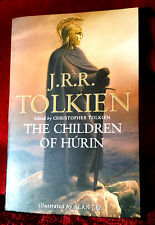 The Children Of Hurin  By J.R.R.Tolkien