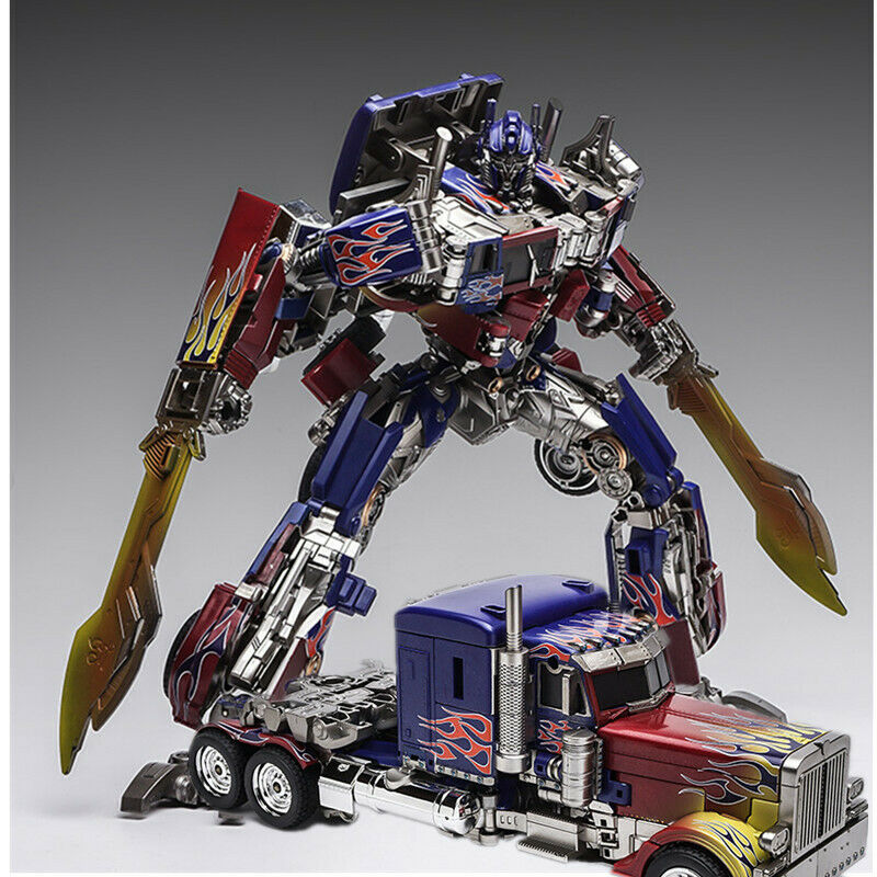 WeiJiang OverDiessisioned SS05 Optimus Prime azione cifra 11  giocattolo nuovo in scatola