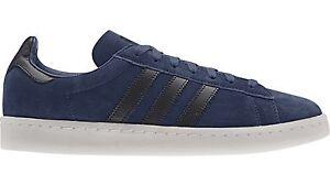 Details zu adidas originals BB0087 CAMPUS SCHUH MYSBLUNTNAVYCWHIT Blau Turnschuhe MEN NEU