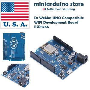ESP8266-ESP-12E-WIFI-Wireless-Board-for-Arduino-UNO-IDE-Compatible-WeMos-D1-USA