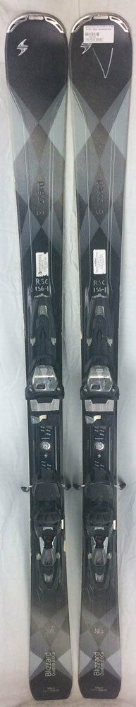 2016-17 Blizzard Quattro 8.0 CA W 144cm Skis with TCX 12 Bindings - USED - Value
