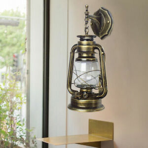 Retro-Industrial-Rustic-Style-Light-Wall-Fixture-Lamp-Sconce-Light-Bulb-Holder