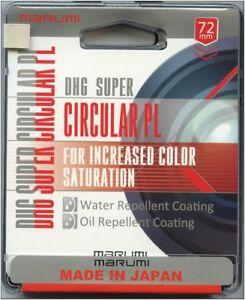 Marumi-DHG-Super-Filtre-polarisant-circulaire-72-mm