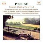 Francis Poulenc - Poulenc: Complete Chamber Music, Vol. 1 (2000)