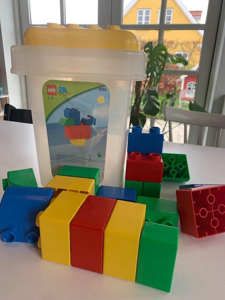 Lego Quatro, Lego