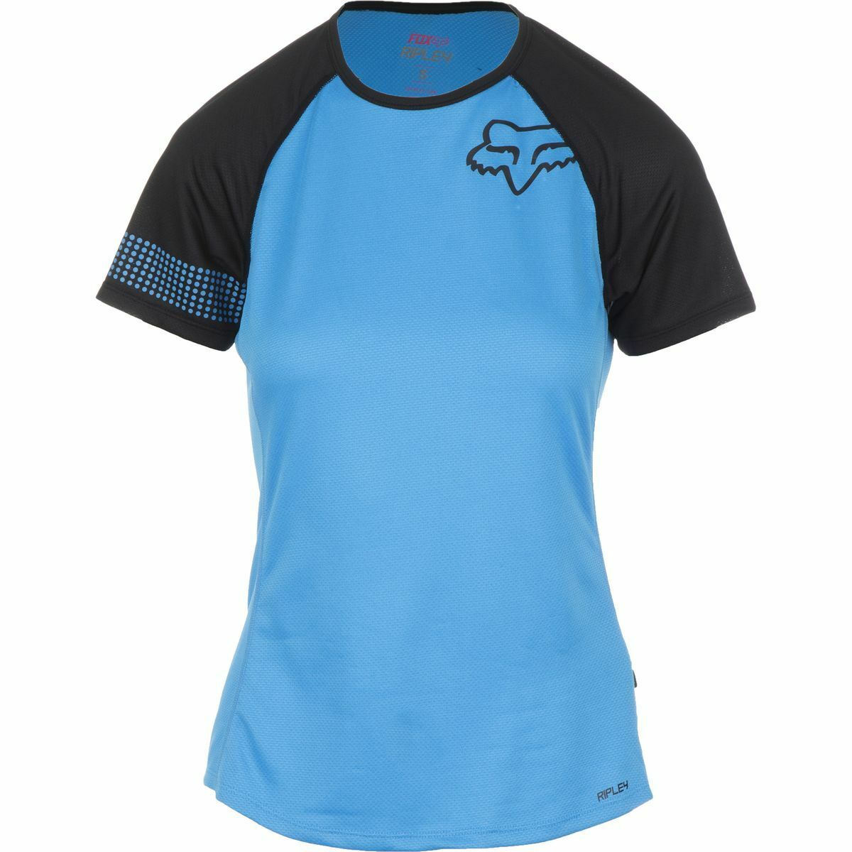 Fox Racing Womens  Ripley Limited Edition s s Jersey bluee Grey  factory outlets