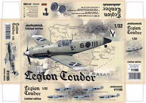 EDUARD 1//32 AIRCRAFT- AN//AAQ28 LITENING POD V PHOTO-ETCH /& RESIN 632126