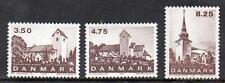 Denmark MNH 1990 Village Churches from Jutland