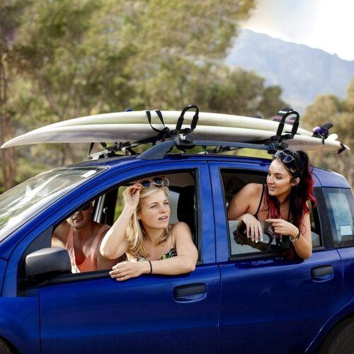 Details about  /FIVKLEMNZ J-Bar Kayak Roof Rack Universal Rooftop Rack Carrier for Kayak...