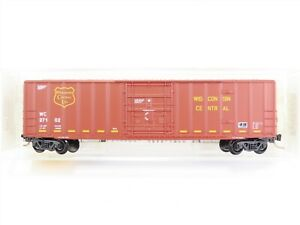 N-Scale-MTL-Micro-Trains-27200-WC-Wisconsin-Central-50-039-Rib-Side-Box-Car-27102