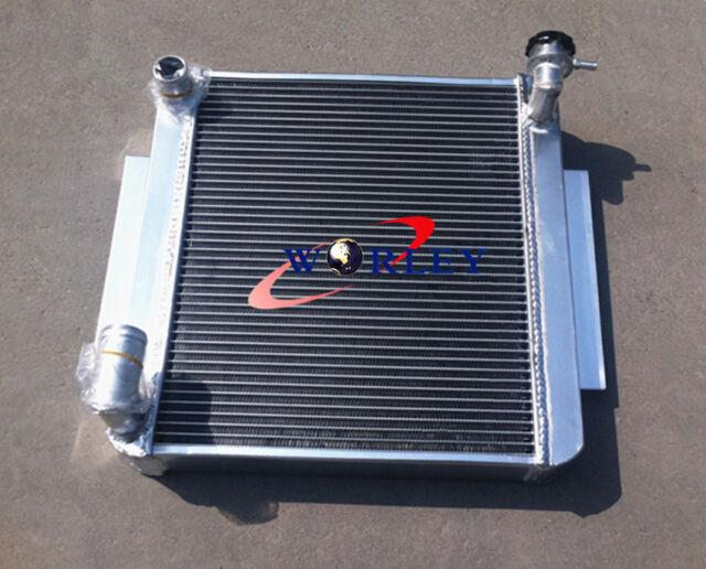 3 Rows Aluminum Radiator for TOYOTA CELICA GT TA22 / TA23 2T 1.6L MT 1973-1978