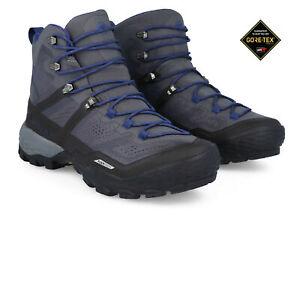 Blue Sports Outdoors Waterproof Mammut Mens Ducan High GORE-TEX Walking Boots