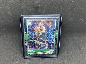 2020-21 Donruss Optic Basketball Khris Middleton Black Velocity SSP 25/39
