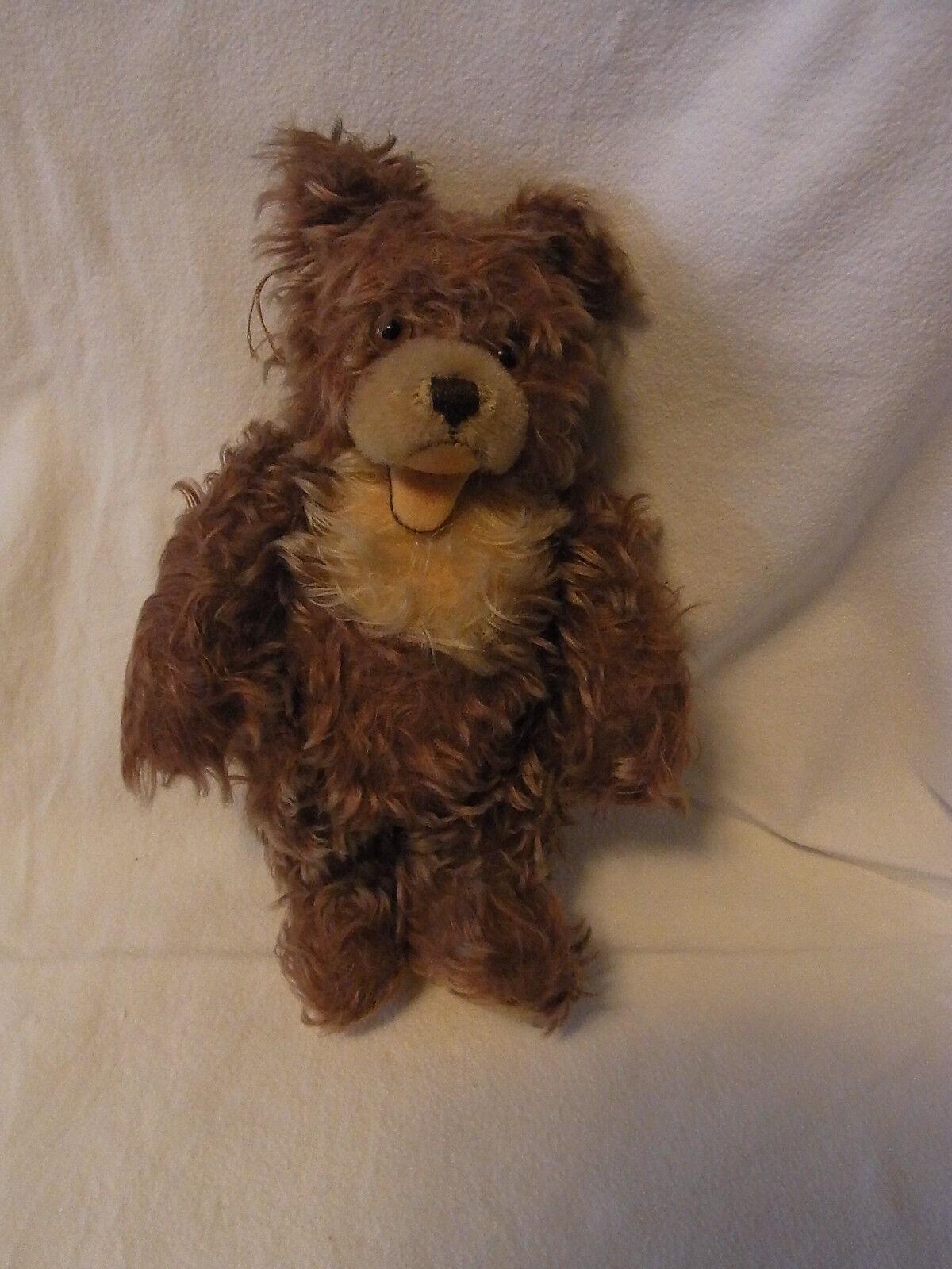 Vintage German Steiff or Hermann Bear Zotty  P