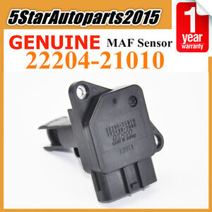 22204-21010-Genuine-Denso-Mass-Air-Flow-Meter-For-Toyota-Camry-Scion-Lexus-RX300