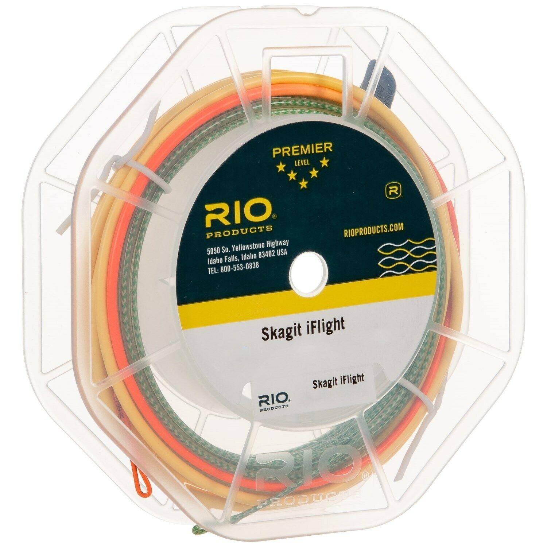 RIO Scandi Shooting Head BODY Fly Line #10 500gr//32g 23/'//7.2m Tips