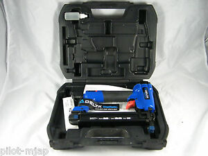 NEW ~ DELTA SHOPMASTER ~ PNEUMATIC BRAD NAILER ~ MODEL