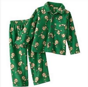 7176b0c7b243 CARTER s Toddler Boys 2 Piece Fleece Pajama Set PJs Nightsuit NWT 2T ...