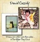 Dreams Are Nuthin' More Than Wishes/The Higher They Climb * by David Cassidy (CD, Sep-2012, 7T's)