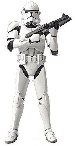 Bandai Star Wars Clone Trooper 1//12 Scale Building Kit 4549660075745 w//Tracking#