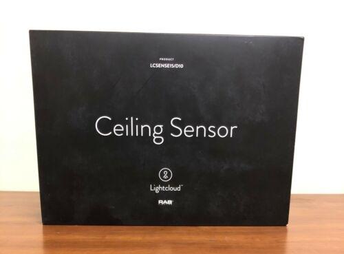 white RAB Lightcloud Ceiling Sensor LCSENSE15//D10