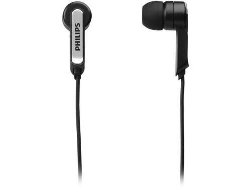 Philips SHE1405BKS/27 Headphone with Mic (Black)