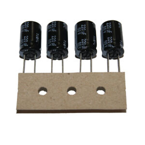 470uF 35V Low ESR Electrolytic Capacitors 105/'C Panasonic Pack of 2,5,10 or 20