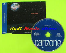 CD Singolo LUCIO DALLA Canzone 1996 italy PRESSING BERSANI no lp mc dvd (S13)