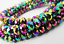Rondelle-Round-Czech-Crystal-Glass-Faceted-Beads-2x3-3x4-4x6-6x8mm-Jewellery thumbnail 24